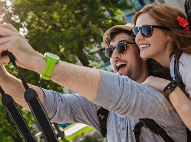 Bu da Anti-Selfie Uygulaması!