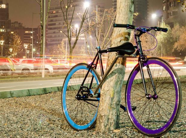 Çalınması İmkansız Bisiklet!