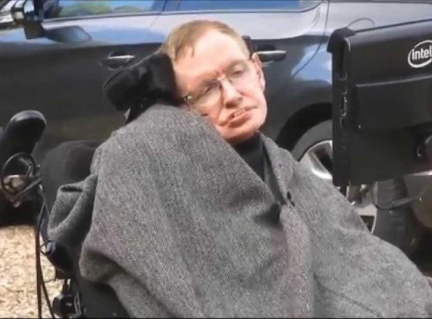 Hawking de Meydan Okudu