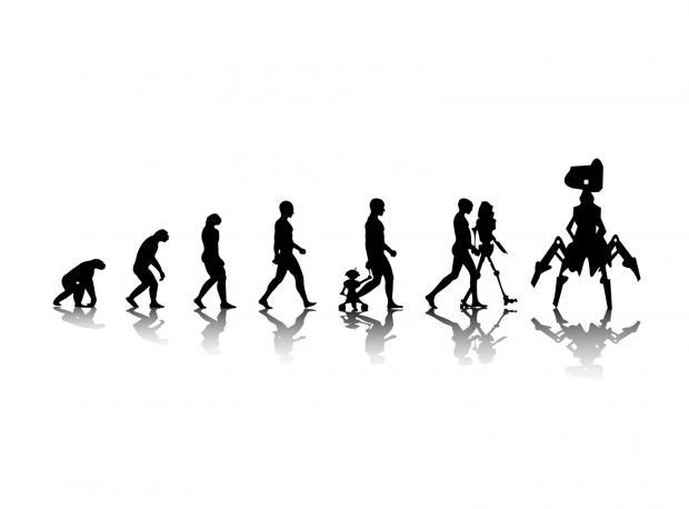 İnsan Yeni Türe Evrilecek