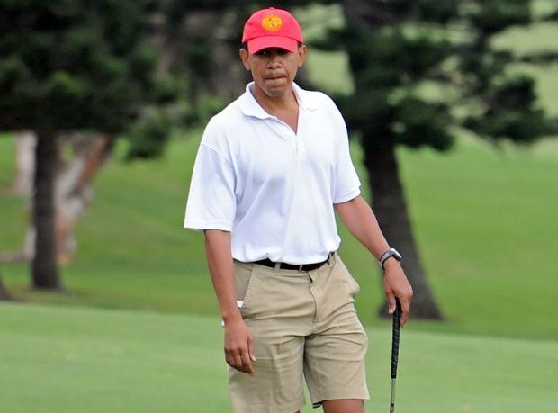 Golf Kulüplerine Giremedi