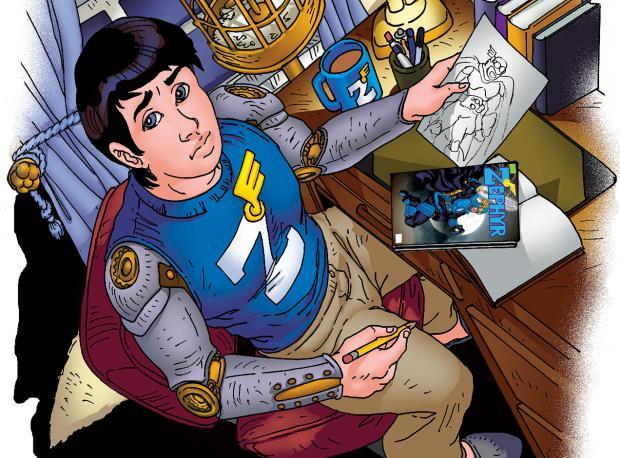 İlk Otistik Süper Kahraman