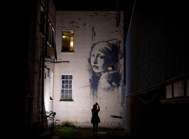 Banksy Tutuklanmamış!