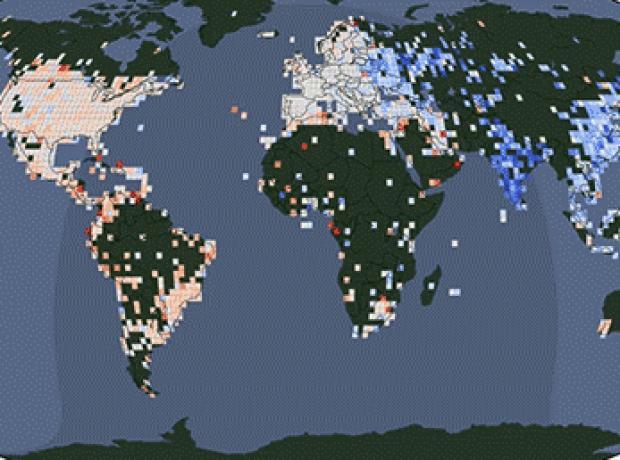 Dünya Ne Zaman İnternet Kullanıyor?