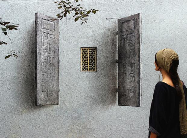 İstanbul'un Duvarlarını Renklendirdi