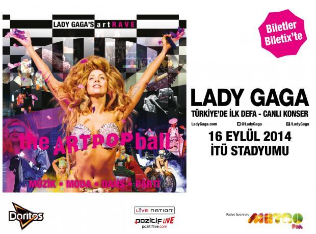 Lady Gaga / 16 Eylül 2014