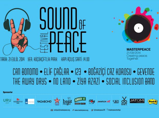Masterpeace 'Sound Of Peace' Festivali