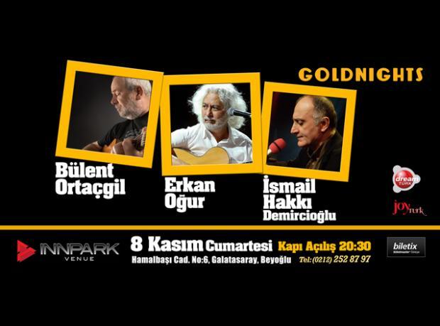 Goldnights / 8 Kasım 2014
