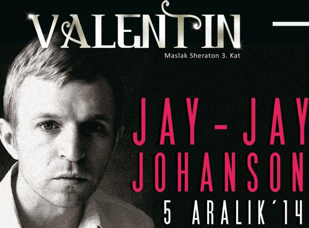 Jay Jay Johanson / 5 Aralık 2014