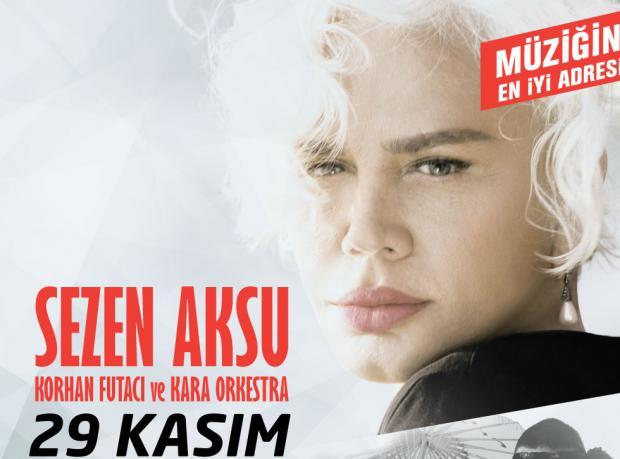 Sezen Aksu & Korhan Futacı ve Kara Orkestra