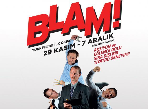 Blam! / 29 Kasım - 7 Aralık 2014