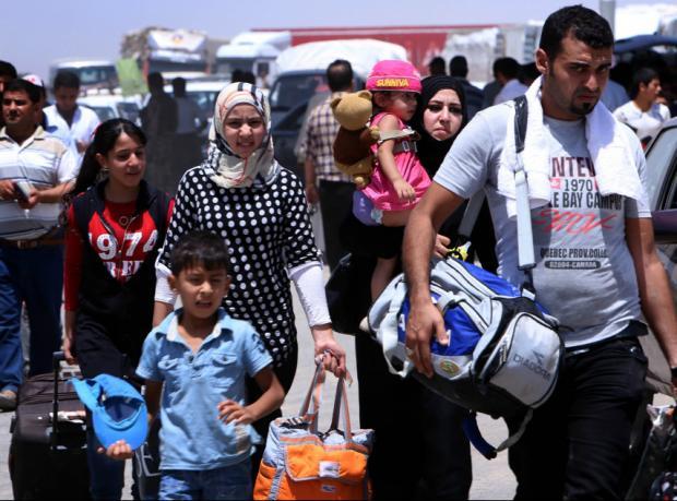 BM'den K.Irak'a dev yardım operasyonu