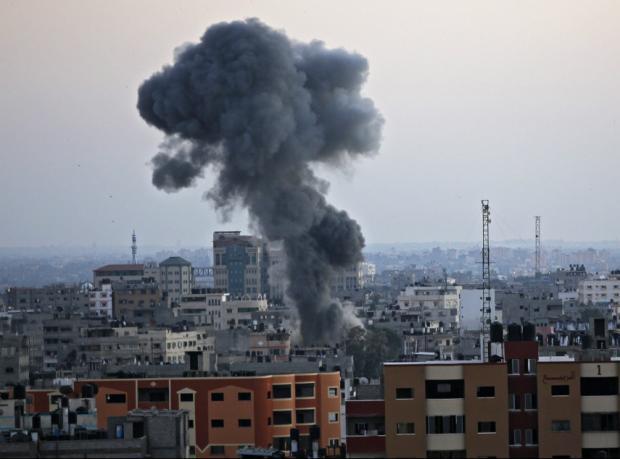 İsrail Hamas'ın üç üst düzey komutanını 'öldürdü'