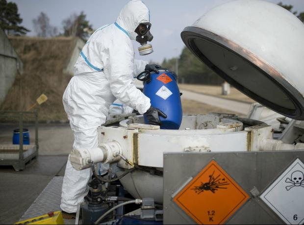 Suriye: Kimyasal silah saldırısının üzerinden bir yıl geçti