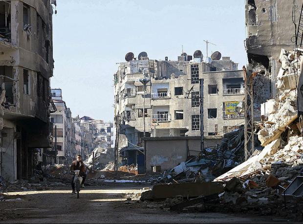 BM: Suriye'de ölü sayısı 191 bini geçti