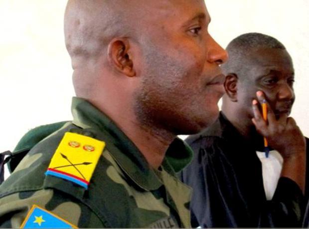 Kongo: 'Tecavüz emrini yarbay verdi'