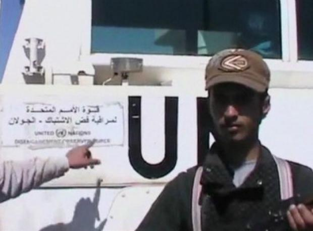 BM: Golan'da 43 barışgücü askeri alıkonuldu