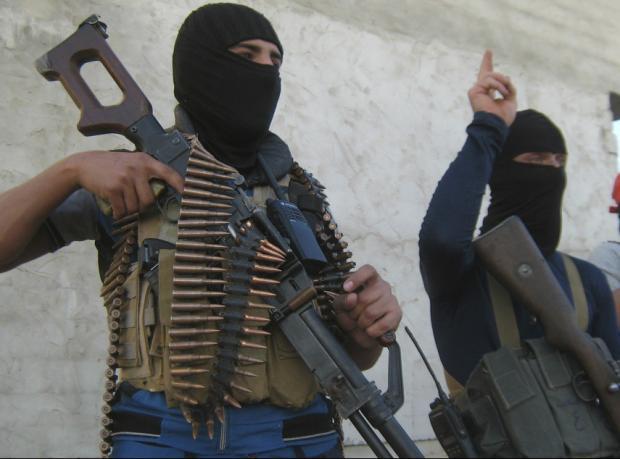 """Irak'taki Sünni isyancılar """"IŞİD'le savaşmaya hazır"""""""