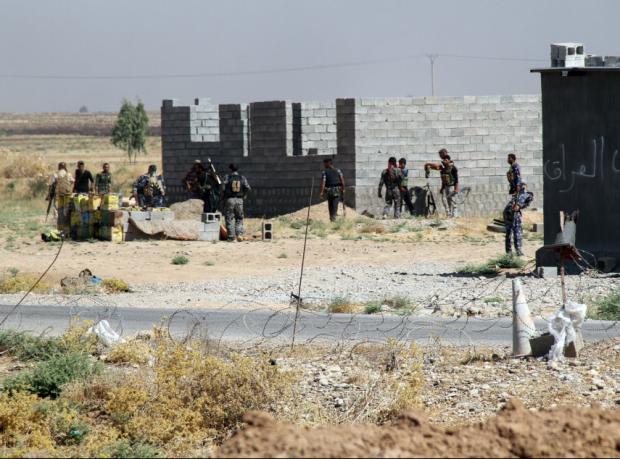 Irak: ABD'den Türkmen kentine yardım