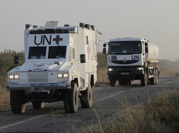 Suriye: Filipinli barış gücü askerleri kurtarıldı
