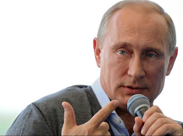 Putin'den doğu Ukrayna için 'devleti' tartışma çağrısı