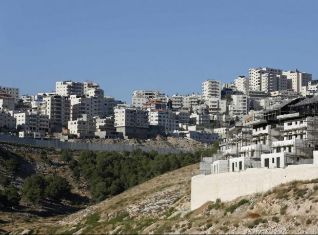 İsrail'den Batı Şeria'da 400 hektar toprağa el koyma planı