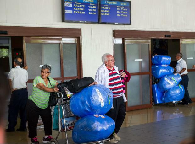 Küba yeni gümrük sınırlamaları başlattı