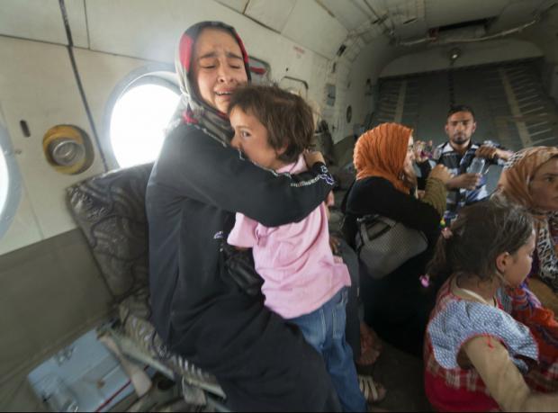 Irak'ta 'dini ve etnik temizliğe varan' şiddet