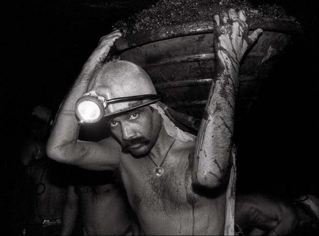 Fotoğraflarla: Hindistan'ın kömür madencileri
