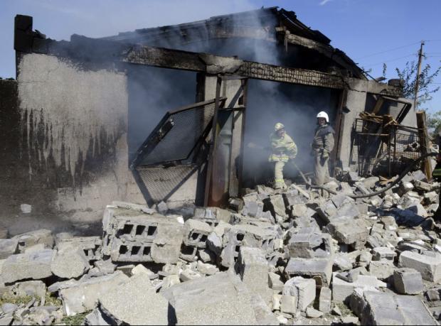 Ukrayna: Ayrılıkçılar çatışmada avantaj kazanıyor