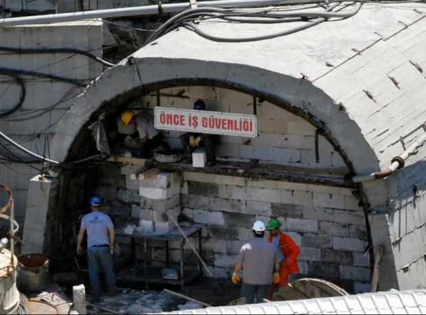 Soma'da yine maden kazası: 1 ölü