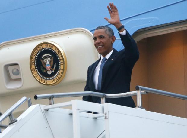 Ukrayna krizi: Obama Avrupa'da