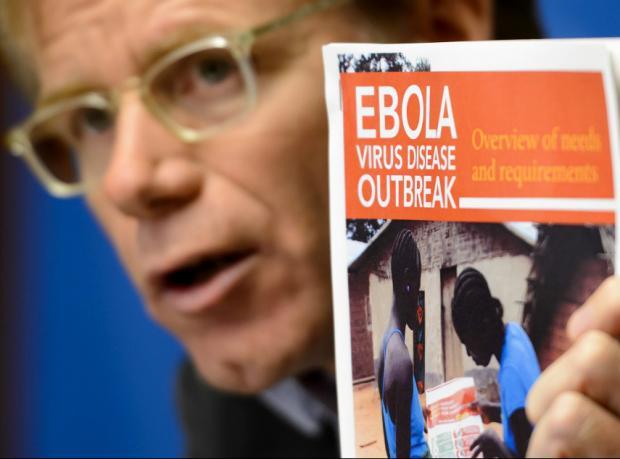 BM: Ebolayla savaş için bir milyar dolar lazım