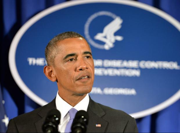 Obama: Ebola'ya karşı bölgeye asker göndereceğiz