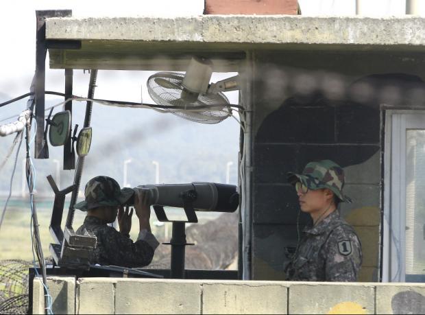 """Kuzey Kore lideri ile """"tanışmak için"""" sınırı geçmek istedi"""