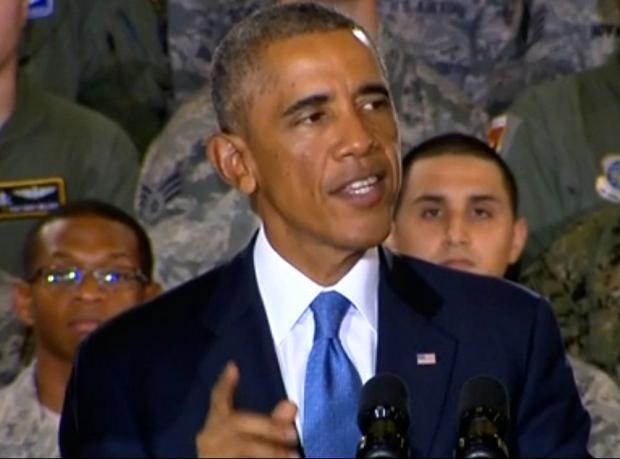 Obama: Amerikan askeri Irak'ta savaşmayacak