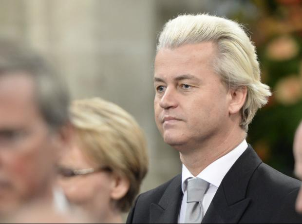 Aşırı sağcı Wilders 'şeriat karşıtı sözleşme' istiyor