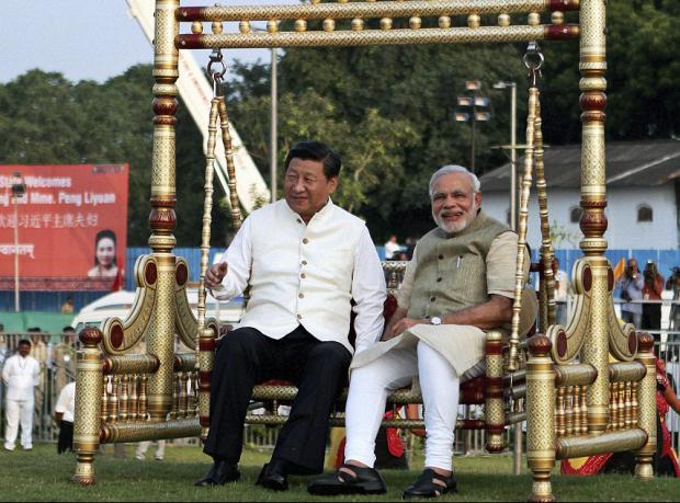 Çin ile Hindistan arasında önemli anlaşmalar imzalandı