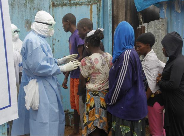 """Ebola: Gine'de sağlık ekibi """"ölü bulundu"""""""