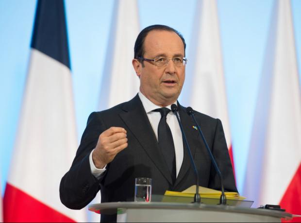 Irak: Fransa'dan IŞİD'e ilk hava saldırısı