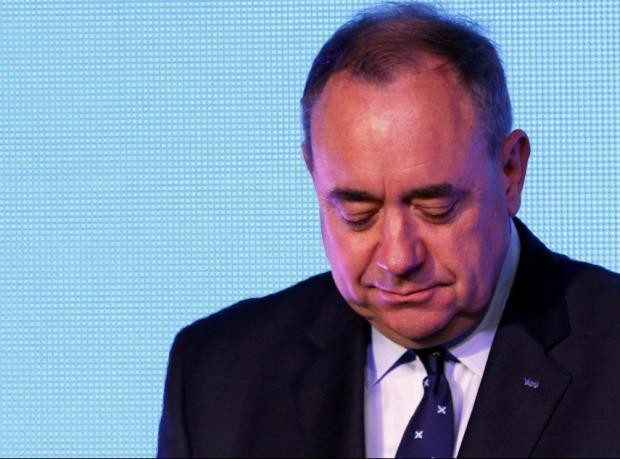 İskoçya Özerk Yönetimi başbakanı istifa ediyor