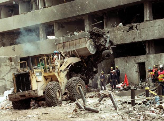 Abdül Beri büyükelçilik saldırılarındaki suçunu kabul etti