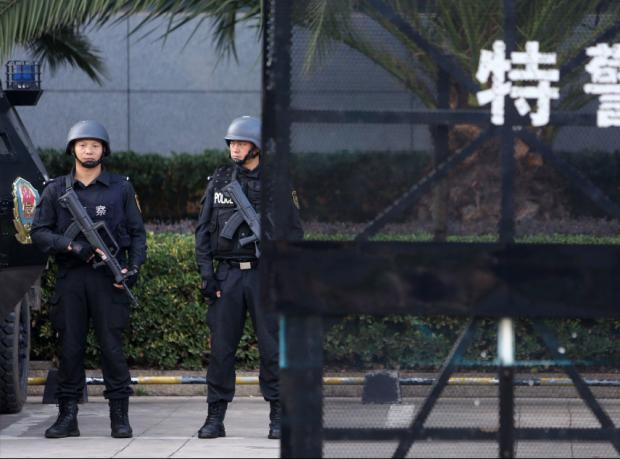 Şincan'daki patlamalarda 'iki kişi öldü'