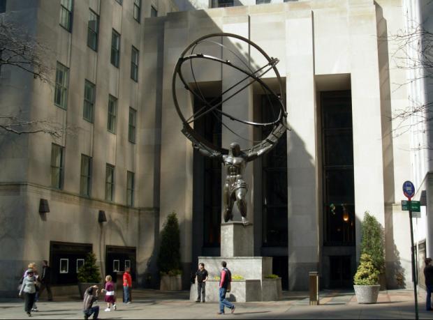 Rockefeller vakfı 'temiz yatırıma' yöneliyor