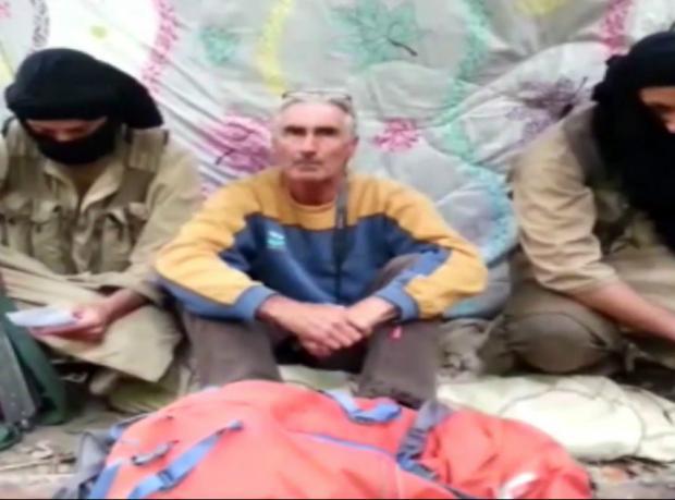 IŞİD'e bağlı grup Cezayir'de Fransız turisti kaçırdı
