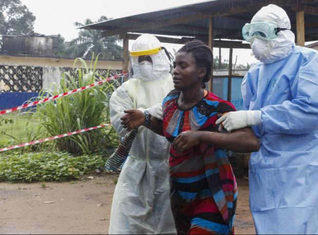 Ebola virüsüne yakalananların % 70'i öldü