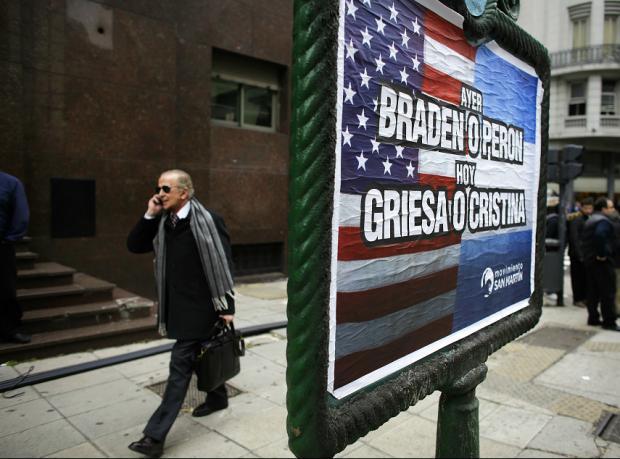 ABD mahkemesi: Arjantin kararımıza uymuyor