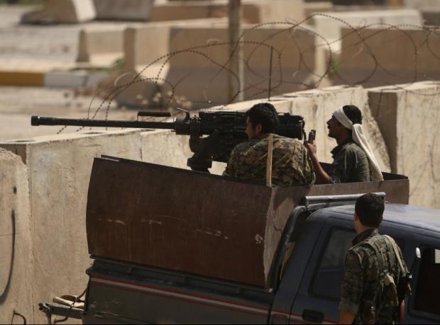 Irak: Kürt güçleri Rabia'yı geri aldı