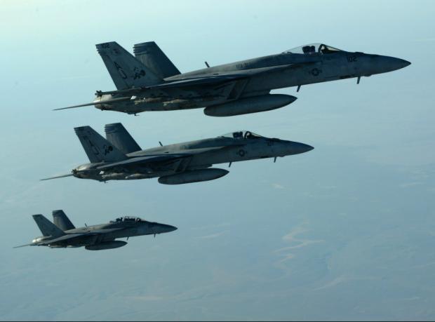 IŞİD hava saldırılarına 'uyum sağlıyor'
