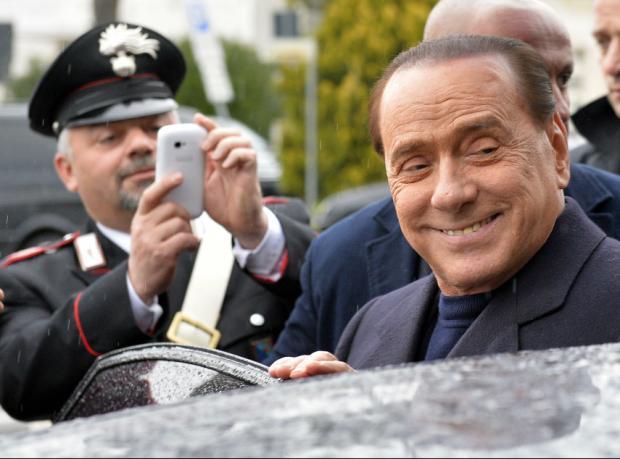 Eski dostu Berlusconi'den Erdoğan'a eleştiri